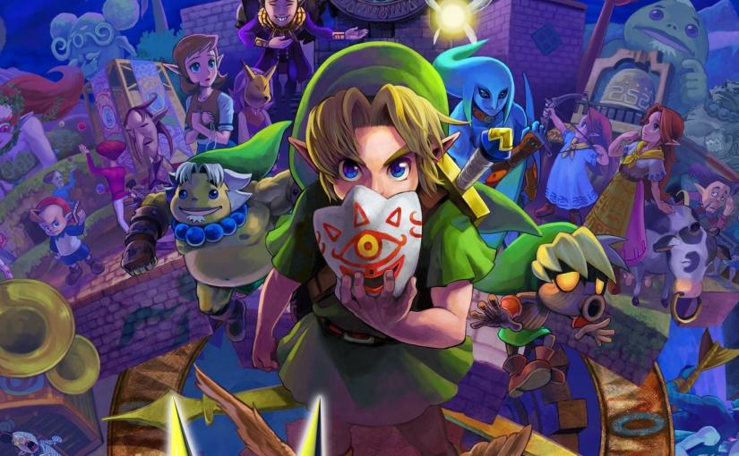 Man sue Nintendo over Majora's Mask 3D gyorgfight