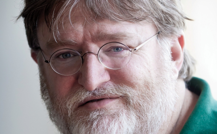Gabe Newell worries about the state of anime games on Steam