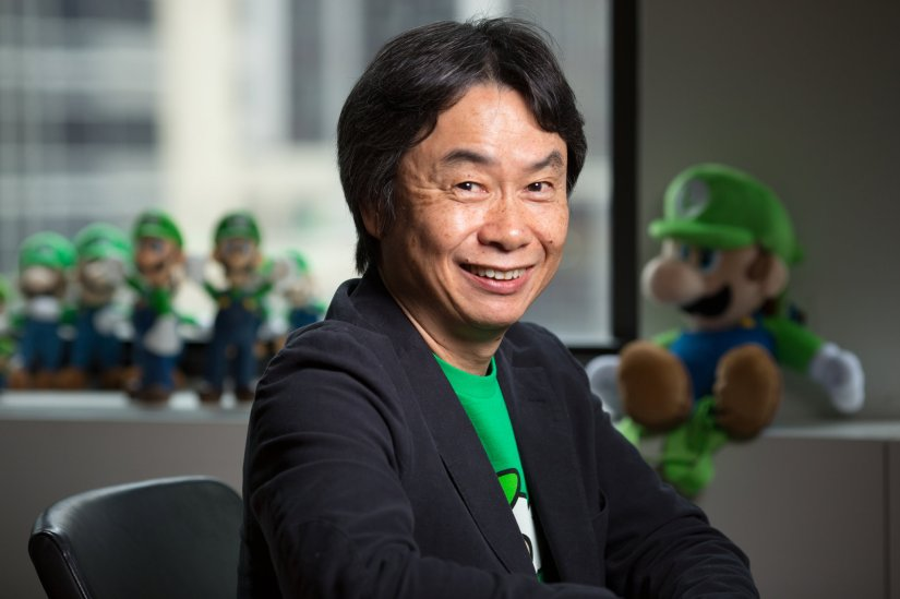 Zelda being pushed to 2016 is probably Miyamoto's fault