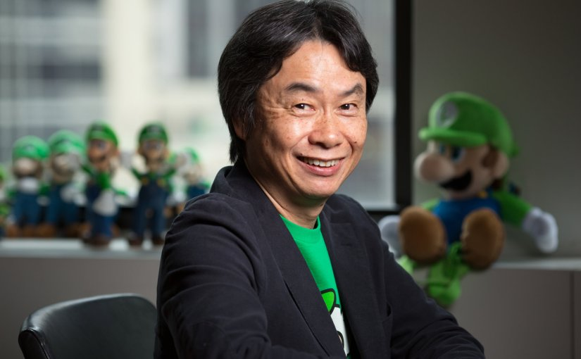 Miyamoto admits he still doesn't have any idea about the next Star Fox game