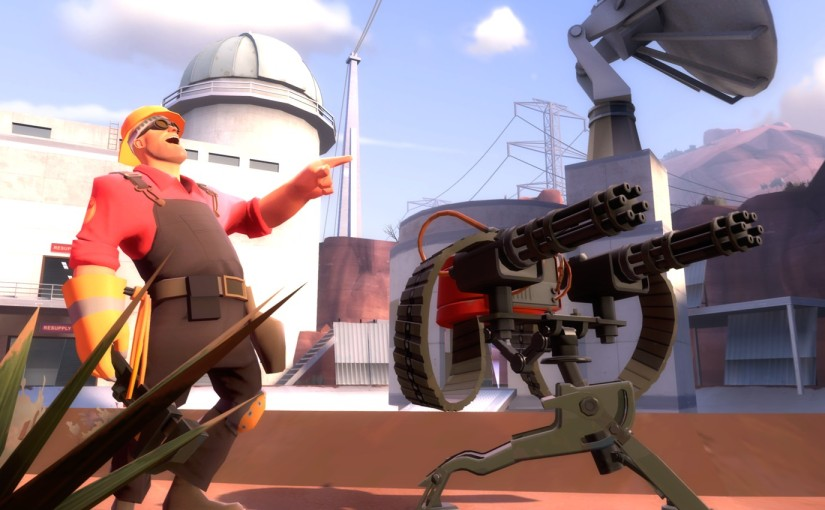 Big TF2 update is out, the Engineer is now unstoppable