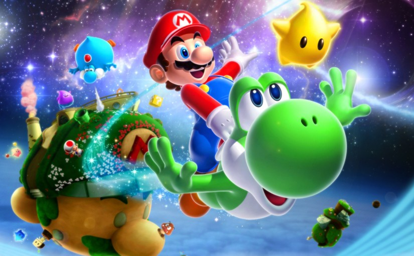 Nintendo confirms they'll go mobile, first title will be Super Mario Galaxy 2port