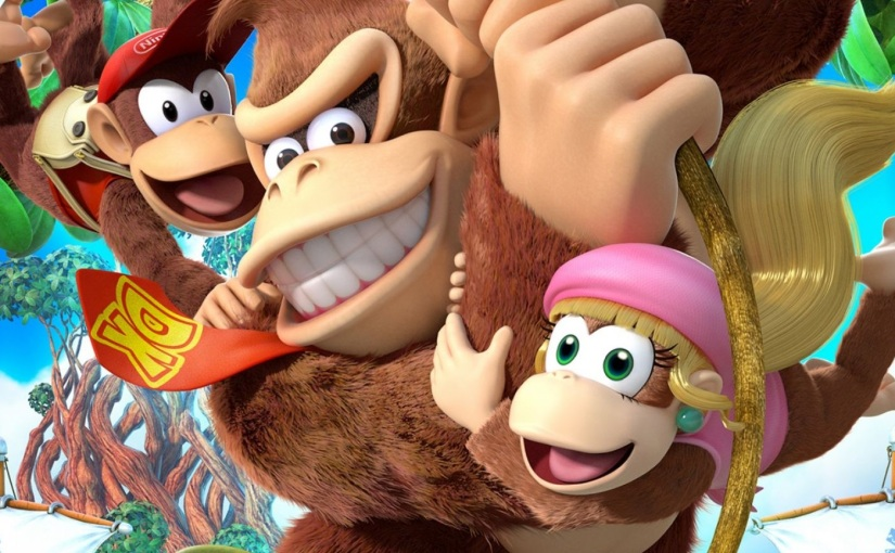 Donkey Kong arrested for child abuse