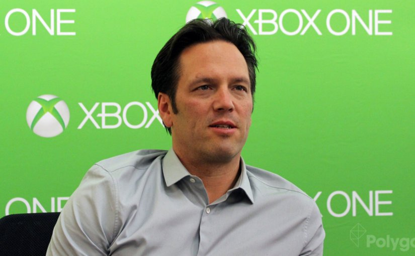 Phil Spencer pretends Kinect never happened during interview