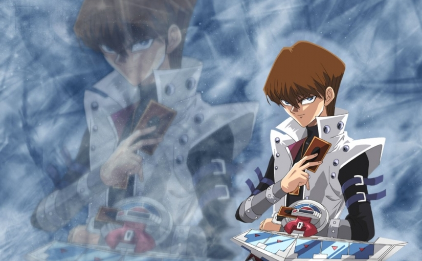 Seto Kaiba states that Digimon have always been better than Pokémon